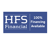 HFS financial logo